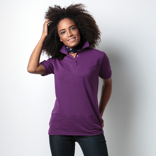 Womens Polo Superwash 60